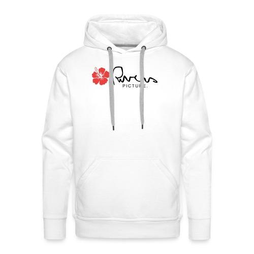 Rivers picture design 1 - Sweat-shirt à capuche Premium pour hommes
