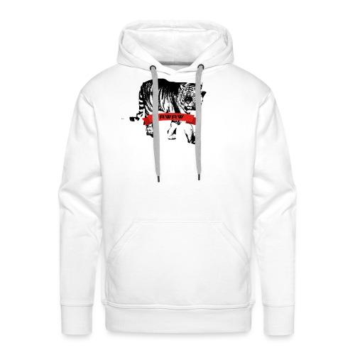 Collection de Vêtement Tigre NAWAW - Sweat-shirt à capuche Premium pour hommes