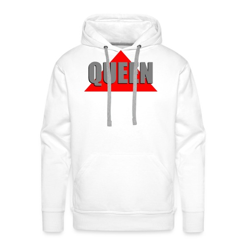 Queen, by SBDesigns - Sweat-shirt à capuche Premium pour hommes
