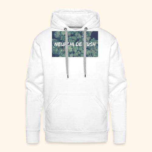 NEURCHI DE KUSH - Sweat-shirt à capuche Premium pour hommes