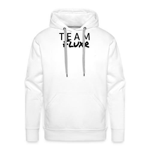 Team Fluxr - Premiumluvtröja herr