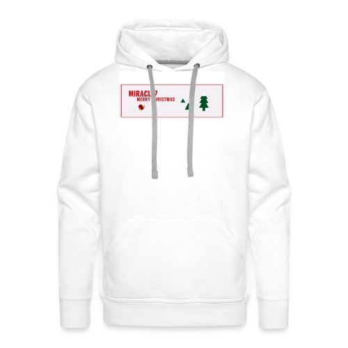 Christmas Exclusive - Men's Premium Hoodie