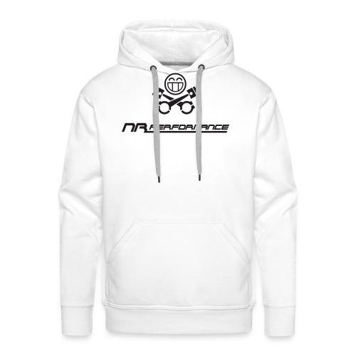 NR PERFORMANCE - Sweat-shirt à capuche Premium pour hommes