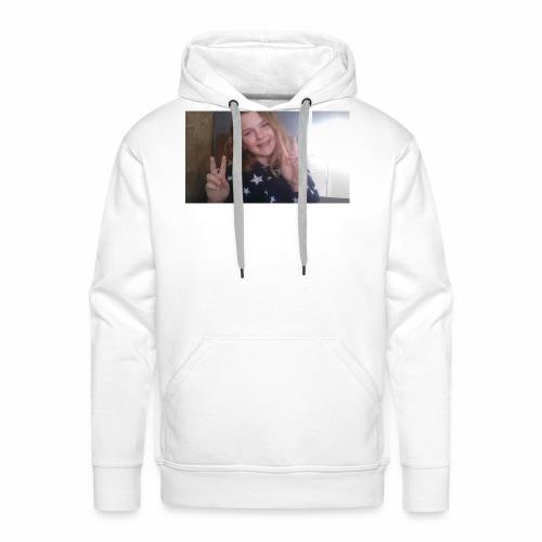 de peace - Mannen Premium hoodie