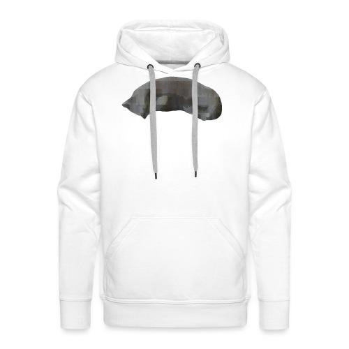 Slapende Sufi - Mannen Premium hoodie