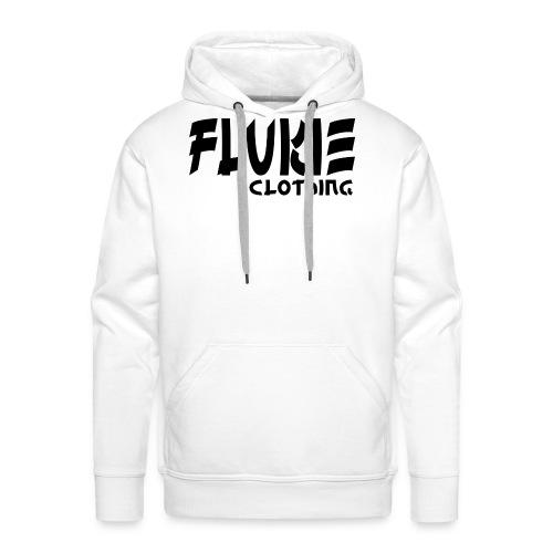 Flukie Clothing Japan Sharp Style - Men's Premium Hoodie