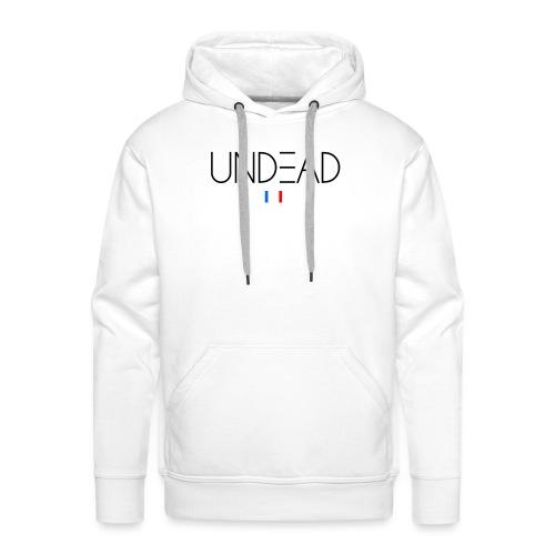Undead - Sweat-shirt à capuche Premium pour hommes