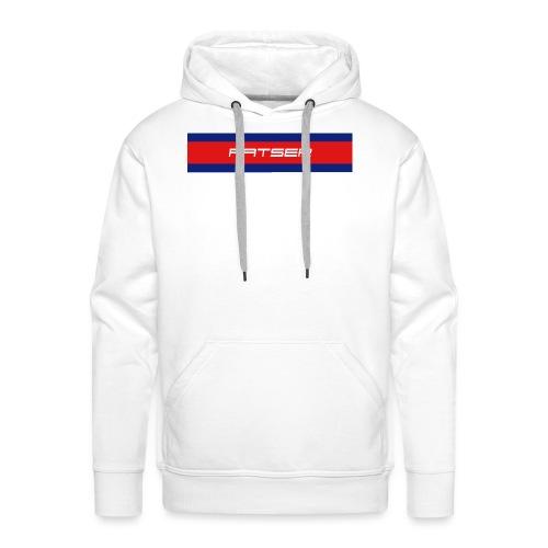 PATSER - Mannen Premium hoodie