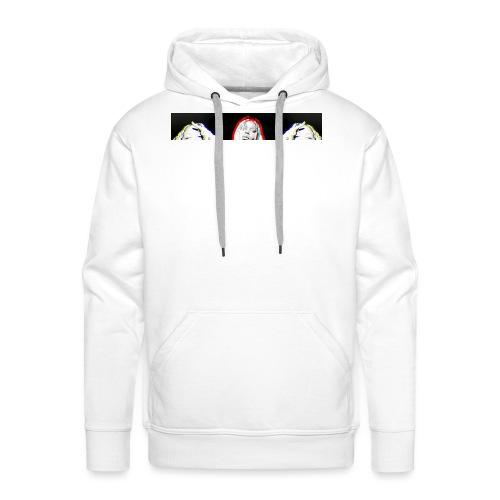 Trilogy - Sweat-shirt à capuche Premium pour hommes