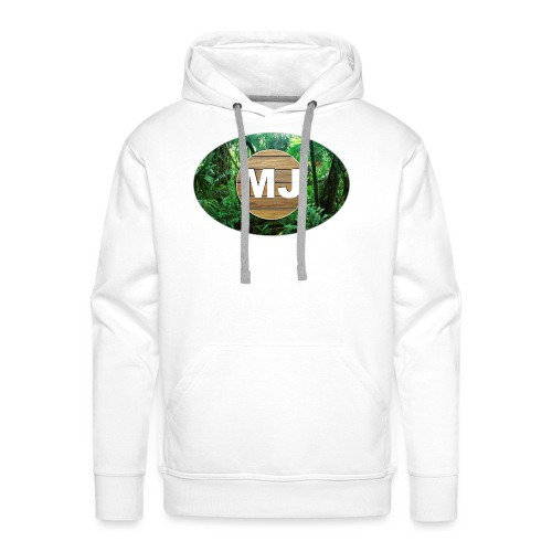 MrJuls Logo - Männer Premium Hoodie