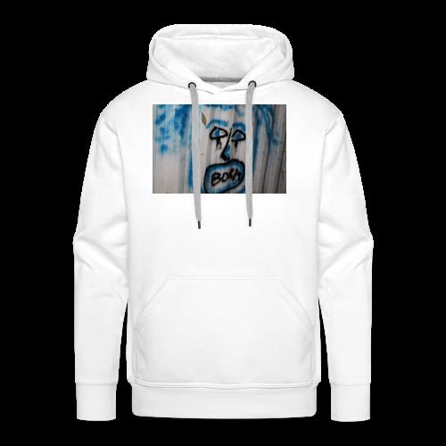 fox 2 - Sweat-shirt à capuche Premium pour hommes