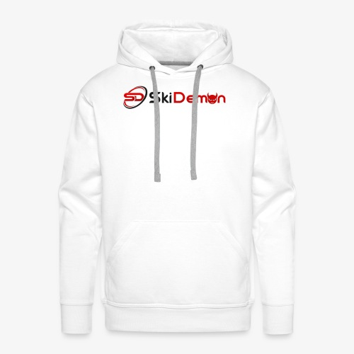 The Ski Demon - Men's Premium Hoodie