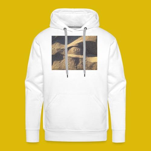 Caca - Sweat-shirt à capuche Premium pour hommes