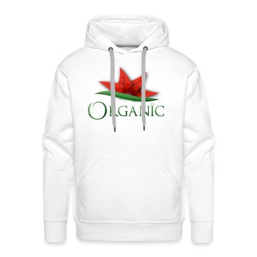 Organic v2 - Sudadera con capucha premium para hombre
