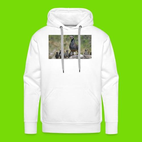 perdiz - Sudadera con capucha premium para hombre