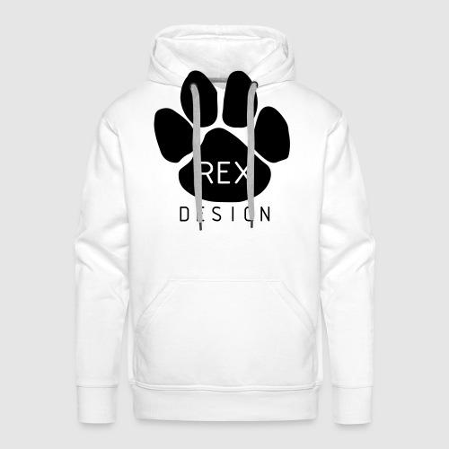Rex Design - Men's Premium Hoodie
