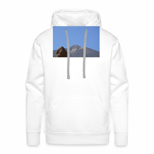 Teide - Teneriffa - Männer Premium Hoodie