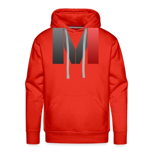 MrGank LOGO - Men's Premium Hoodie