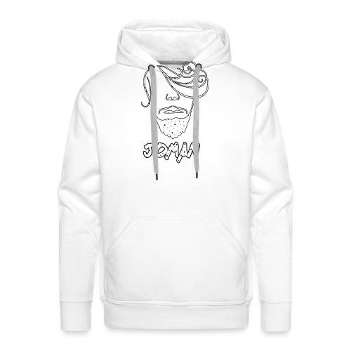 Joman Dalmata - Sudadera con capucha premium para hombre