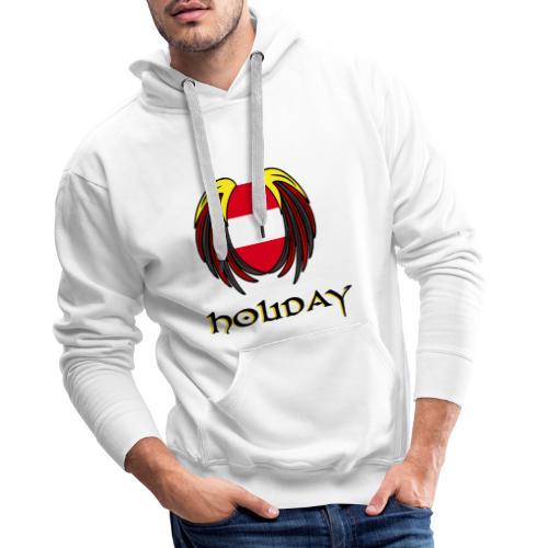 Holiday Österreich - Männer Premium Hoodie