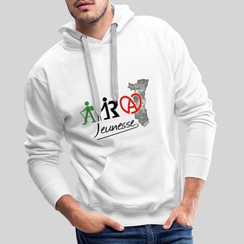 ARA Jeunesse - Sweat-shirt à capuche Premium pour hommes