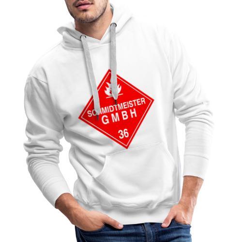 Schmidtmeister GMBH - Männer Premium Hoodie
