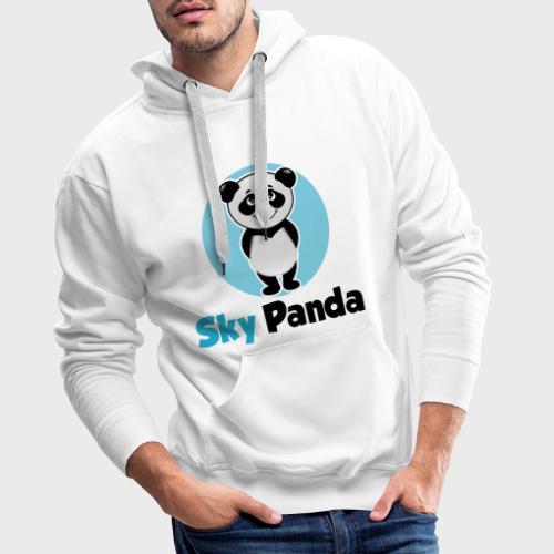 Panda Cutie - Männer Premium Hoodie