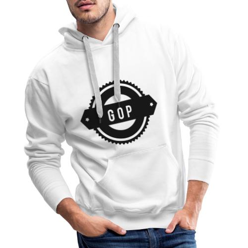 Gop - Premiumluvtröja herr