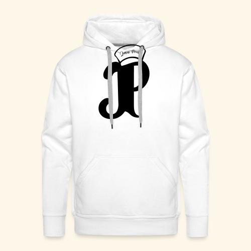 Jimini Prod' Logo - Sweat-shirt à capuche Premium pour hommes