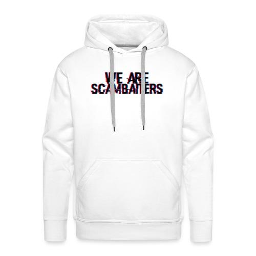 We are Scambaiters - Men's Premium Hoodie