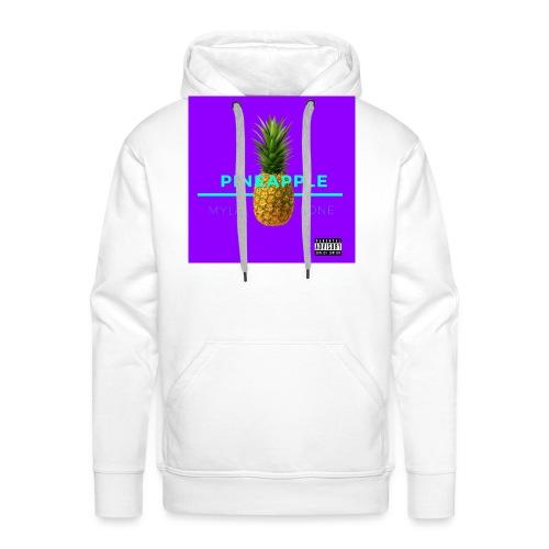 Pineapple Lone - Männer Premium Hoodie
