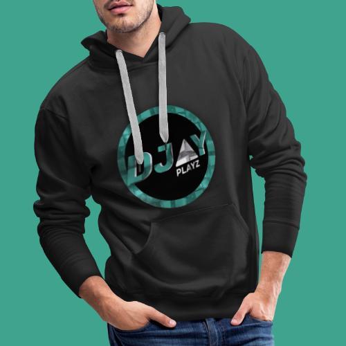 DjayPlayz Merch Logo - Mannen Premium hoodie