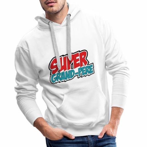 Super Grandpere - Men's Premium Hoodie
