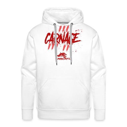 carbnagereee - Mannen Premium hoodie