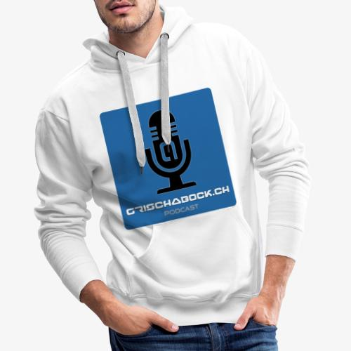 Grischabock Podcast - Männer Premium Hoodie