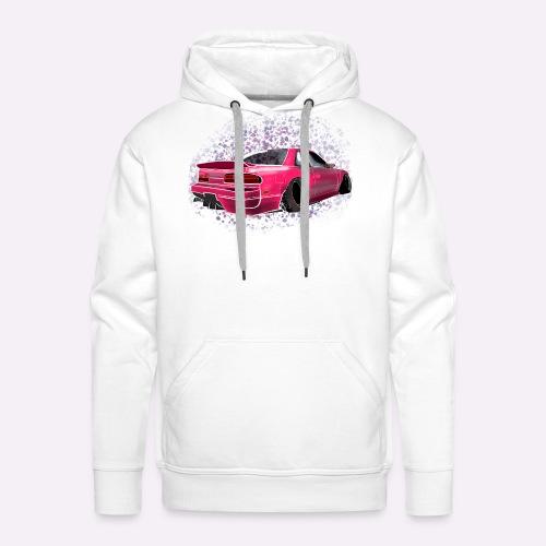 S13 Design S-châssis - Sweat-shirt à capuche Premium pour hommes