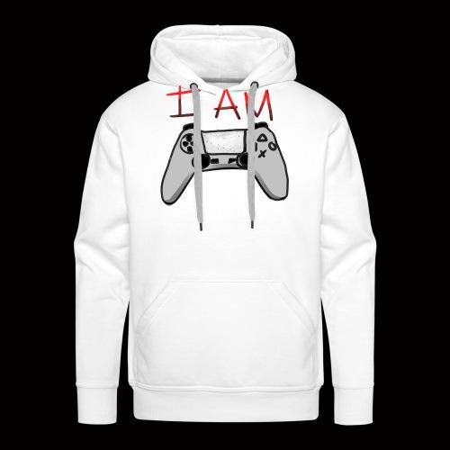 yo soy un gamer - Sudadera con capucha premium para hombre