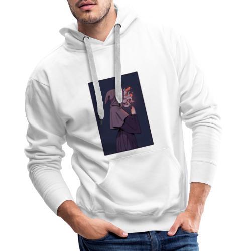 PRAY FOR THE BEAST - Mannen Premium hoodie