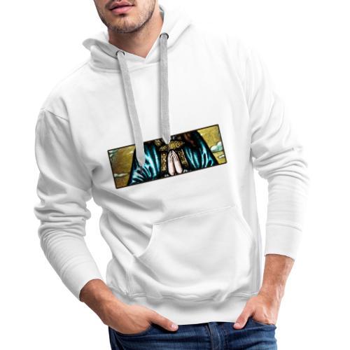 PRAY MARIA - Mannen Premium hoodie