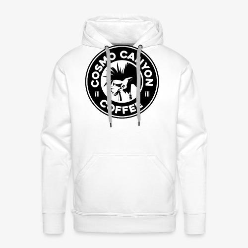 Cosmo Canyon Coffee - Sudadera con capucha premium para hombre