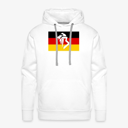 BaNg Deutschland Flagge - Männer Premium Hoodie