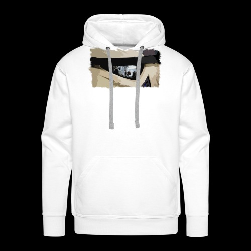 Hope In Sight - Men's Premium Hoodie