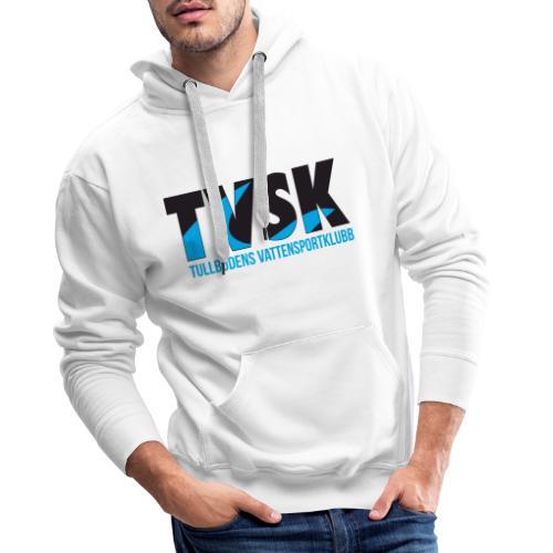 TVSKs färglogo - Premiumluvtröja herr