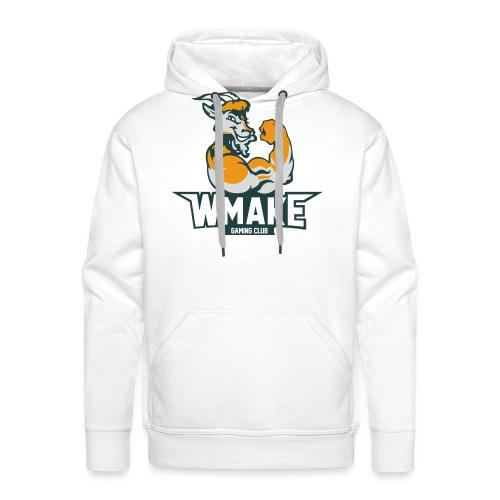 logotshirt png - Sweat-shirt à capuche Premium pour hommes