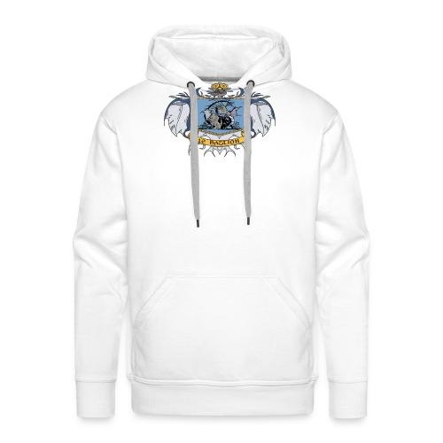 LeBastion1080 - logo - Sweat-shirt à capuche Premium pour hommes