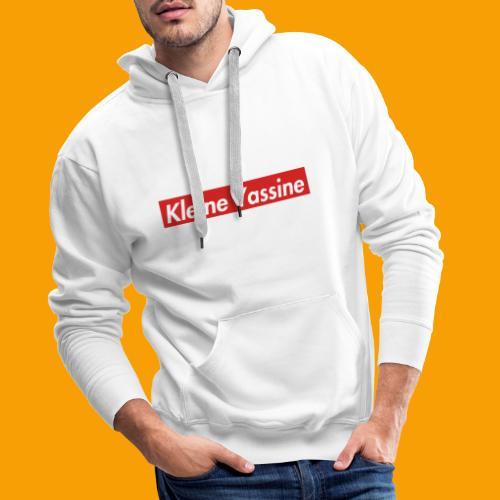 Kleine Yassine (''Spreme'' Namaak) - Mannen Premium hoodie