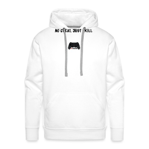 No Cheat, Just Skill / VERENA - Männer Premium Hoodie