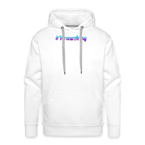 Verenaarmy Logo - Männer Premium Hoodie