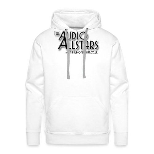The Audio Allstars logo - Men's Premium Hoodie