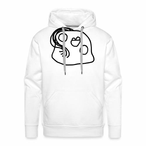 little people - Sweat-shirt à capuche Premium pour hommes